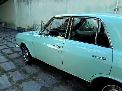 Ford Corcel 1 original 1971