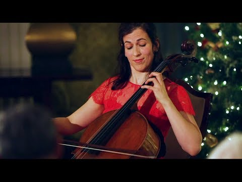 Inbal Segev Performs The Bourees From Bach's Cello Suite No. 3
