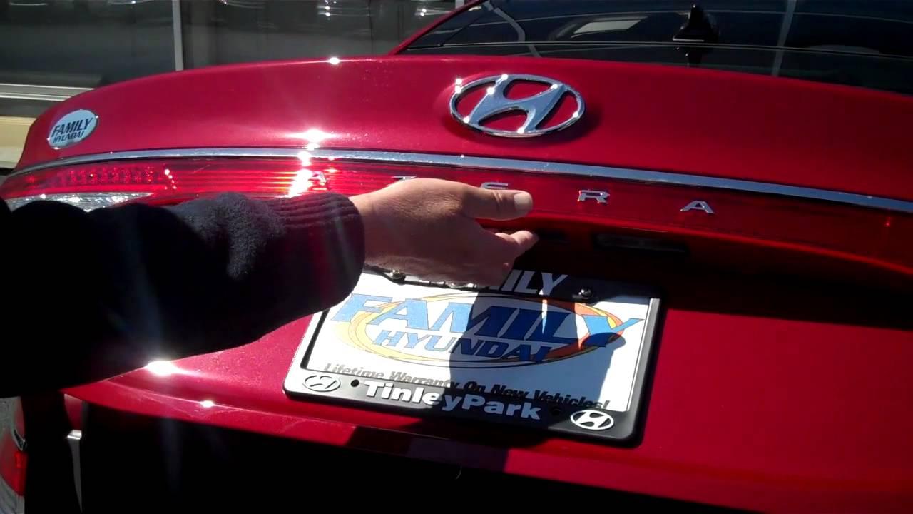 2012 Hyundai Azera | Family Hyundai Tinley Park | 2012 Azera Review    YouTube