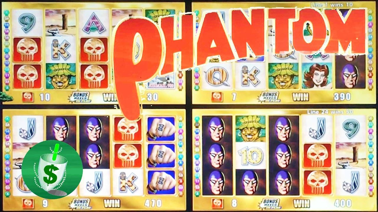 Phantom Slot Machine