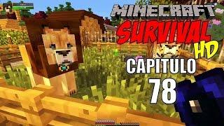 Minecraft: Survival HD Capitulo 78, Regreso al zoologico.