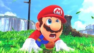 Super Mario Odyssey - Nintendo E3 2017 Game Trailer