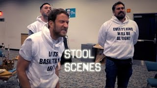 Sleepover At The Sportsbook - Stool Scenes 203