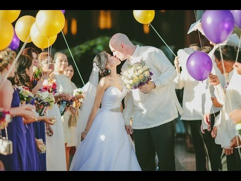 Filipina and American Wedding in Naga City, Philippines | Fil-Am Wedding 2016 | Bryan & Lea Turner