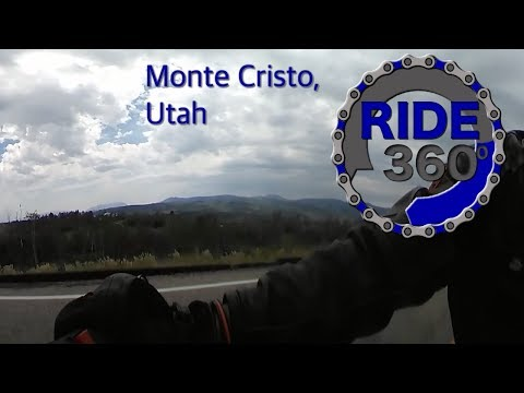 #Ride360 Canyons Monte Cristo, Utah