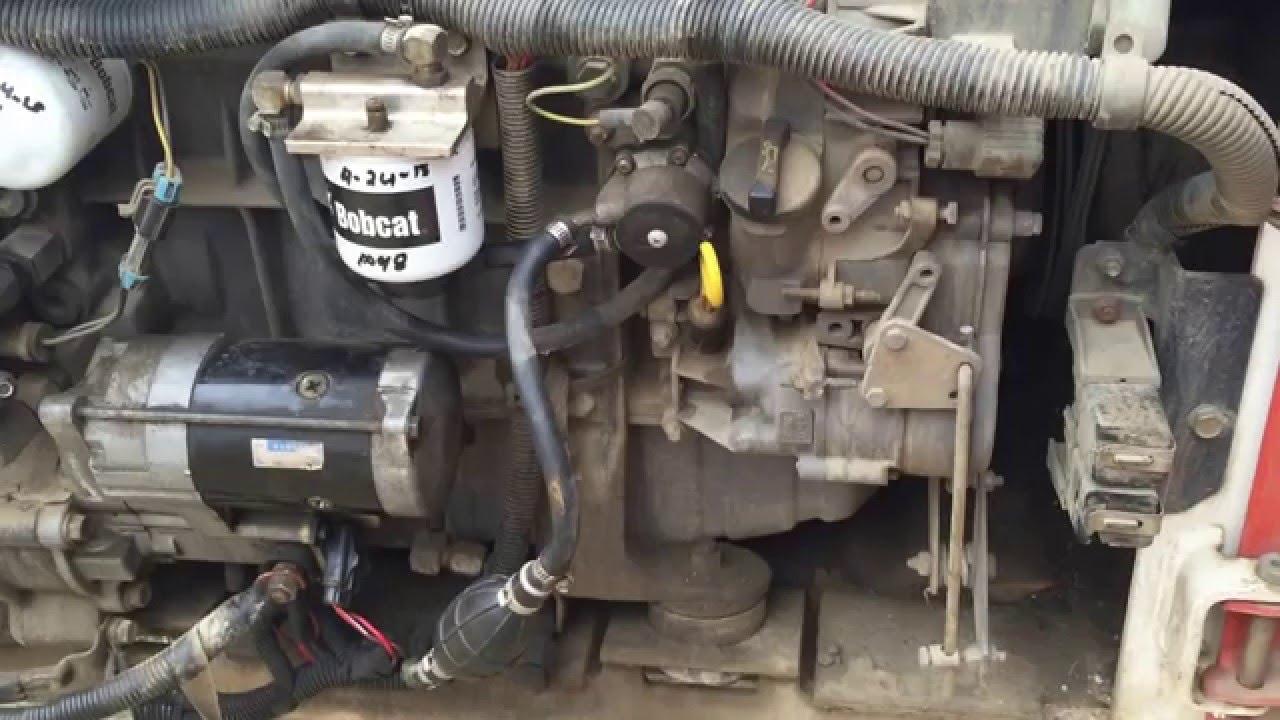 873 bobcat engine - 1998 Bobcat 873 14 500 914 336 0334 Larchmont Ny