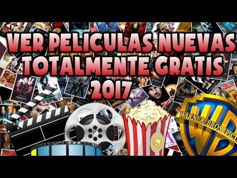 Top 5 Mejores Paginas Web Para Ver Peliculas Online Gratis En HD 2017//TutosCarlos//