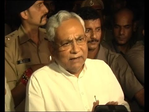 Nitish Kumar Resigns as CM of Bihar