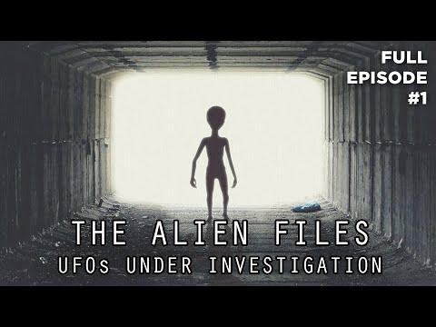 Download The Alien Files: UFOs Under Investigation (Full Episode S1|E1)