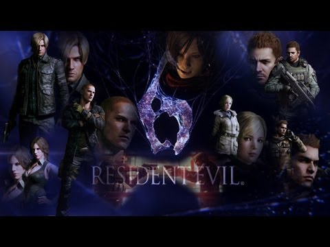 скачать бесплатно игру на компьютер Resident Evil 6 через торрент img-1