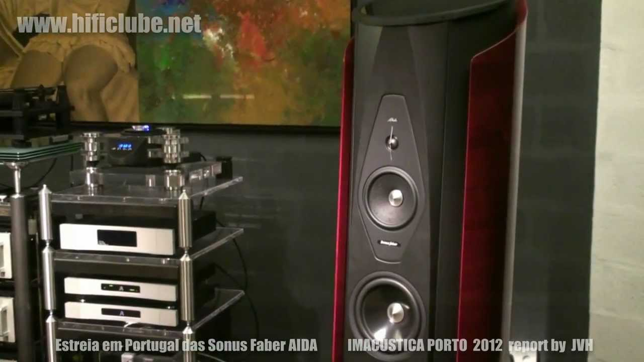Sonus Faber Aida _ Illinois Jacquet, Birthday Party avi