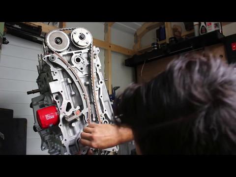 k series engine build