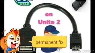 how to connect Direct usb pendrive in MICROMAX UNITE2