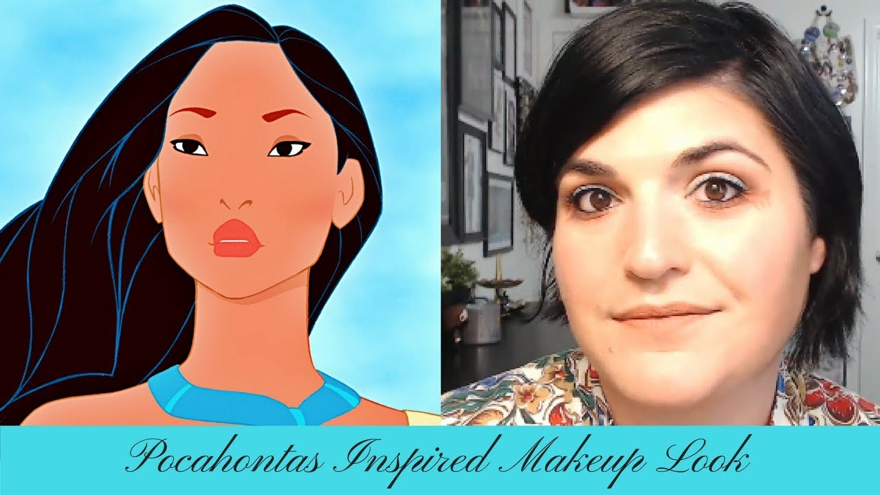 Disney Inspired Makeup Tutorial