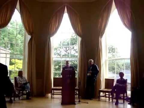Brendan Behan, Book Launch, Newman House, Stephen's Green,
