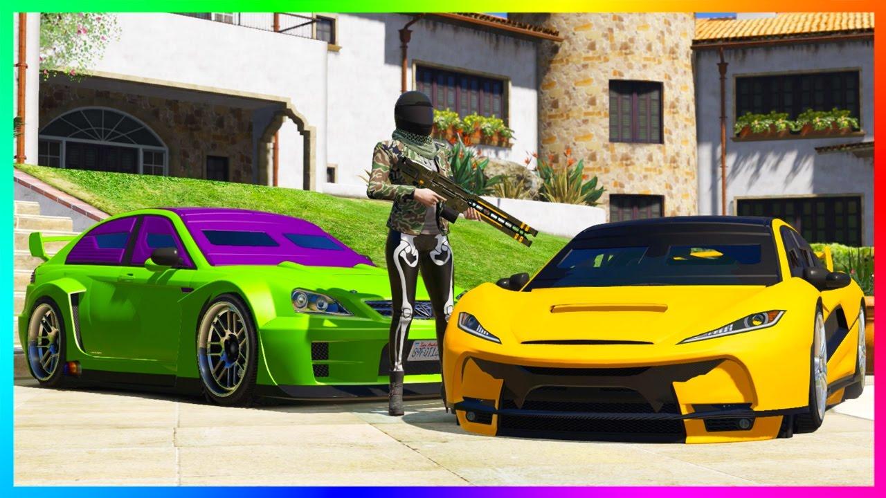 Gta 5 New Cars Update