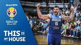 Argentina vs. Uruguay Highlights FIBA Basketball World Cup 2019 American Qualifiers