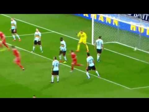 Russia 3-3 Belgium