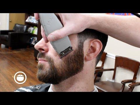 Pro Barber Teaches How to Cut Hair and Trim Beard