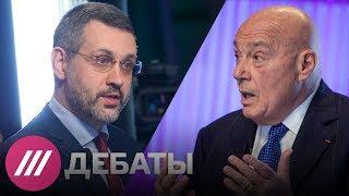 ДЕБАТЫ. Легойда vs Познер: РПЦ vs атеист