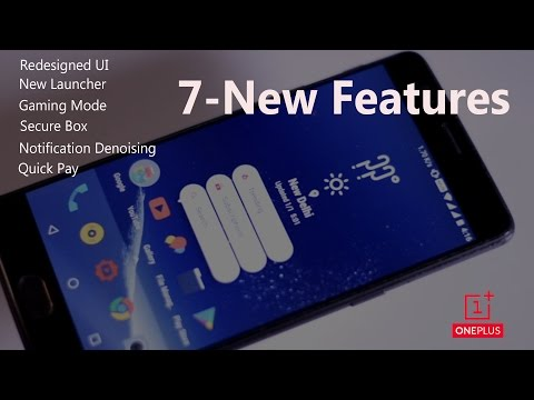 7 Awesome Features Added in Oneplus 3/3T Android 7.1.1 (Open Beta Review)