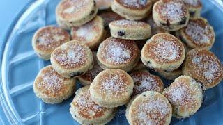 уэльское печенье на сковороде рецепт  Welsh cakes