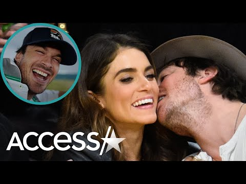 Nikki Reed Honors Ian Somerhalder's 41st Birthday