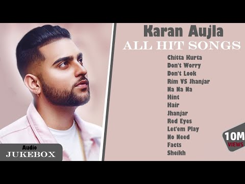 Karan Aujla All Hit Songs || Karan Aujla Jukebox 2020 || Karan Aujla All songs || Part-1 - Masterpiece A Man