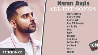 Karan Aujla All Hit Songs || Karan Aujla Jukebox 2020 || Karan Aujla All songs || Part-1