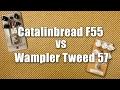 Tweed Pedal Comparison - Wampler Tweed 57 vs Catalinbread Formula 55