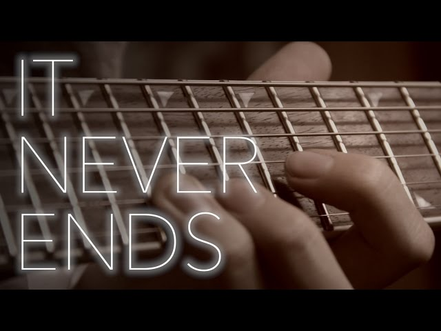 Bring Me The Horizon - It Never Ends Guitar Cover (Guitars Only)