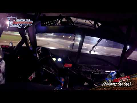 #3 Brennon Williard - Pro Late Model - 4-6-19 I-44 Speedway - In Car Camera