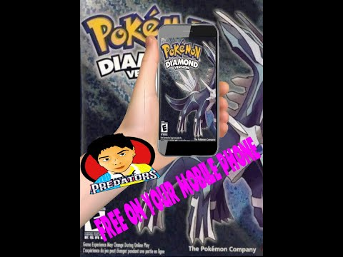pokemon diamond gba