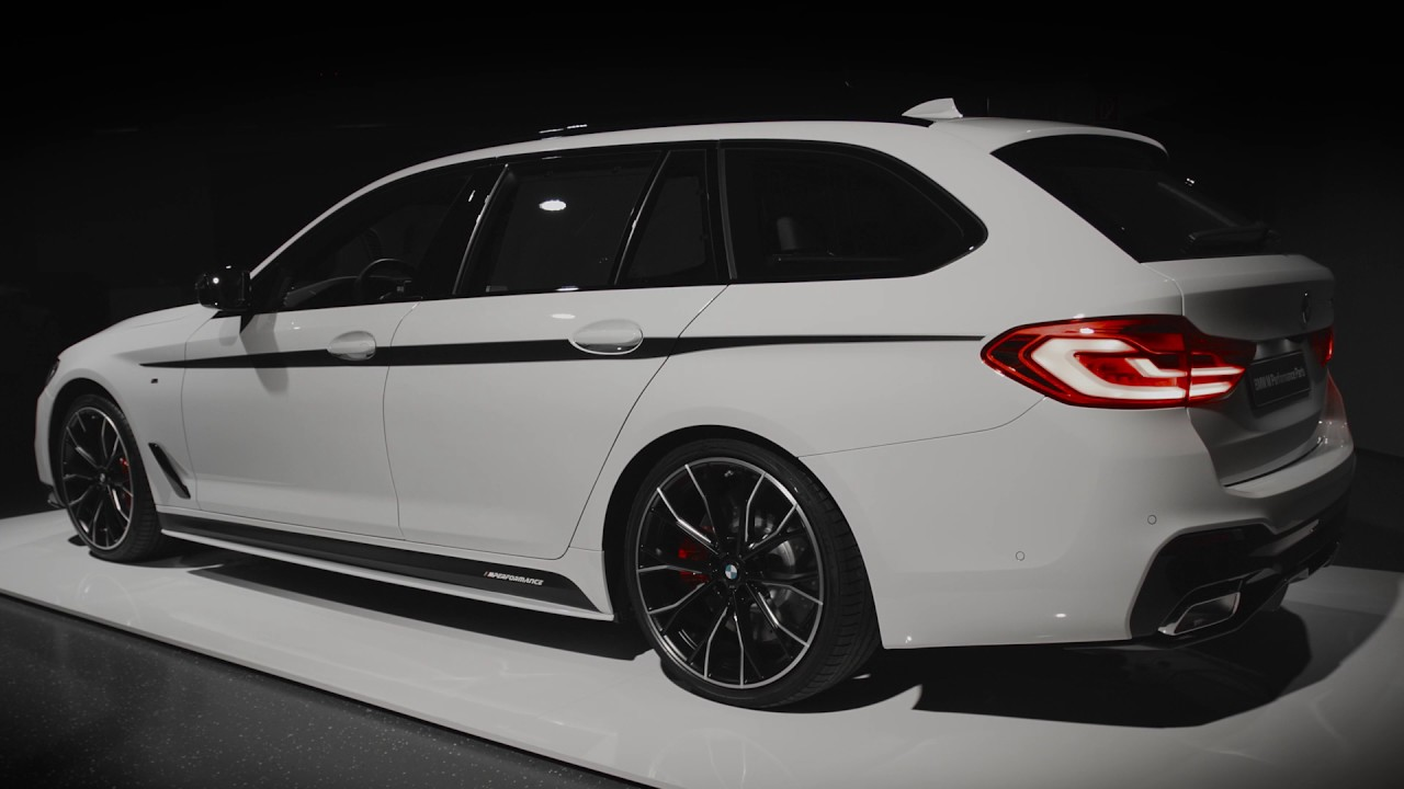2017 Bmw 5 Series Touring With M Performance Parts Youtube