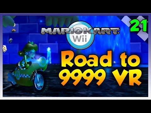 Mario Kart Wii Custom Tracks - Road to 9999 VR Episode 21 - FAST FOWARD!