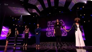 The X Factor UK 2015 S12E14 Judges' Houses The Girls Results Finalists Announced