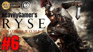 Ryse: Son of Rome Gameplay Walkthrough (PC) Part 6: