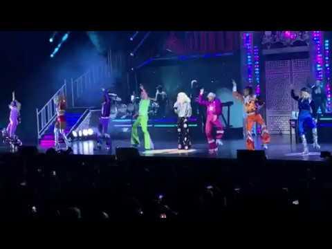 Cher - Waterloo / SOS (NEW Costumes & Choreography)