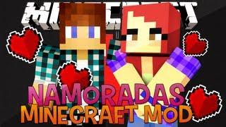 Namoradas no Minecraft - Minecraft Mod 1.5.2 OreSpawn
