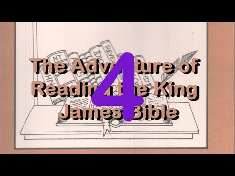 CLF 4/19 King James Bible Grammar & Punctuation