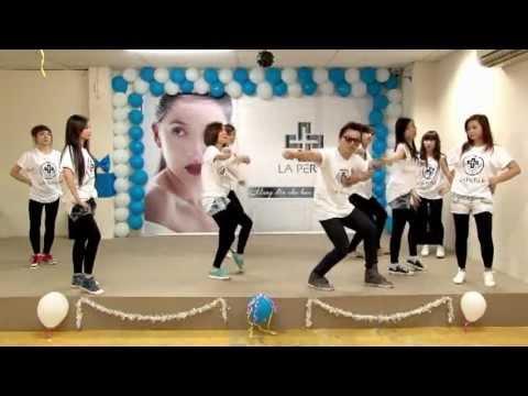 LAPERLE Gangnam style Viet Nam 1