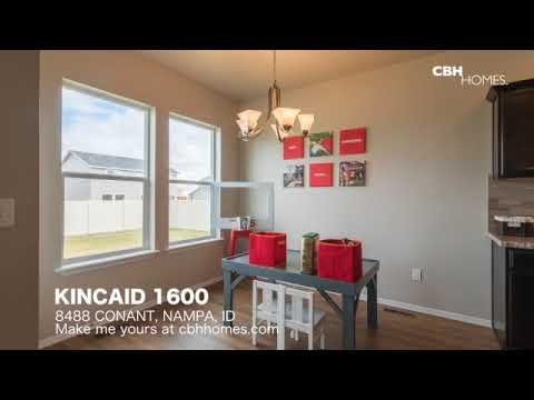 CBH Homes - 8488 Conant - 1-4 Fall Creek - Kincaid 1600 - YouTube