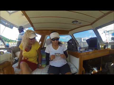 YACHT ULTRA: INTERVIEW WITH VERY FIRST FEMALE ADVISOR PANAMA CANAL TRANSIT ABOARD SEA