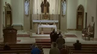 2.24.21 Daily Mass at St. Joseph's