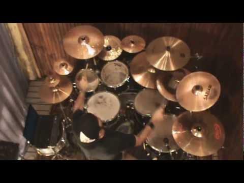 Jesse - Toque no Altar - Toda Sorte de Bençãos (Drum Cover)