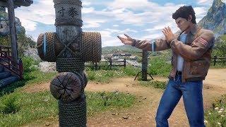 Shenmue 3 Training & Battle Gameplay | IGN Japan