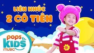 Download lagu Mầm Chồi Lá  - Liên Khúc Hai Cô Tiên - Nhạc Thiếu Nhi Sôi Động | Vietnamese Kids Song