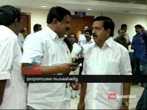 The ISRO spy case hits congress again: ചാരക്കേസ് വീണ്ടും വിവ�...