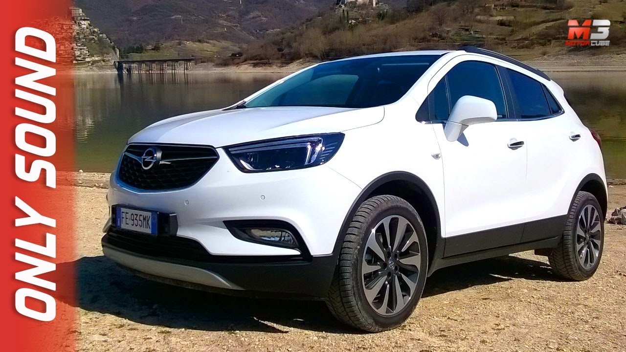 new opel mokka x 4x4 2017 first test drive only sound youtube. Black Bedroom Furniture Sets. Home Design Ideas