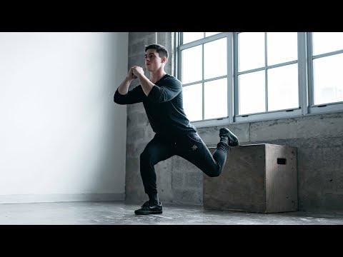 Home Leg Workout (Follow Along)